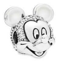 Image of Mickey Mouse Charm by Pandora Jewelry # 1