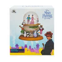 Image of Mary Poppins Returns Snow Globe - Limited Edition # 6