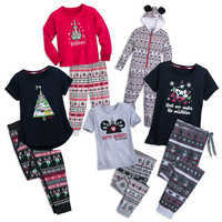 Image of Mickey Mouse Holiday Sleepwear Collection # 1