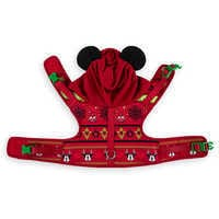 Image of Mickey Mouse Holiday Pet Harness # 3