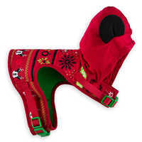 Image of Mickey Mouse Holiday Pet Harness # 4