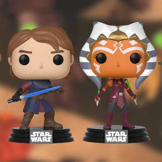 Pop! Goes Star Wars: The Clone Wars: A Q&A with Funko's Reis O'Brien