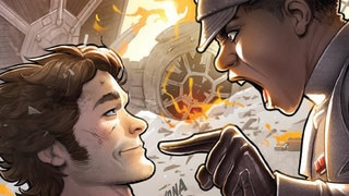 The Galaxy in Comics: Han Solo's Attitude Doesn't Fly in Imperial Cadet #1