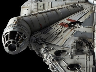 5 Behind-the-Scenes Facts About Designing Bandai's Star Wars Model Masterpieces