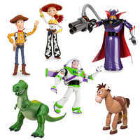 Image of Toy Story Talking Action Figure Holiday Gift Set # 1
