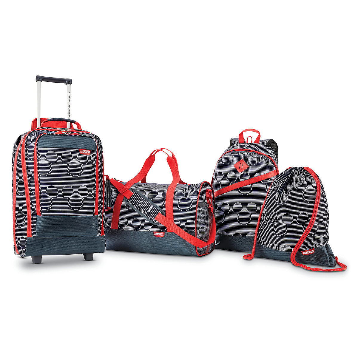 49f48e98e96 Product Image of Mickey Mouse Luggage Set by American Tourister   1