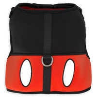 Image of Mickey Mouse Costume Pet Harness # 1