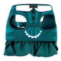 Image of The Haunted Mansion Hostess Costume Pet Harness # 1