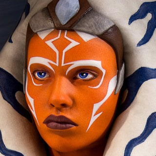 Capturing the Strength of Ahsoka Tano in Gentle Giant's Mini Bust