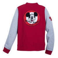 Image of Mickey Mouse Club Varsity Jacket for Women # 2