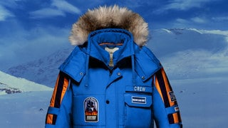 How Rare Empire Strikes Back Crew Gear Inspired Columbia's Amazing New Parka