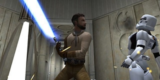 Replaying the Classics: Star Wars Jedi Knight II: Jedi Outcast