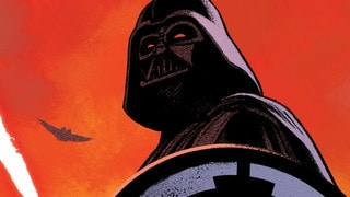 Discover the Secrets of Darth Vader in Star Wars: Vader — Dark Visions
