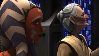 "The Clone Wars Rewatch: A Temple Intruder and a ""Holocron Heist"""