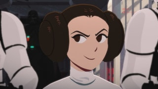 """The Timelessness of Leia"": Producer Josh Rimes on the Newest Installments of Star Wars Galaxy of Adventures"