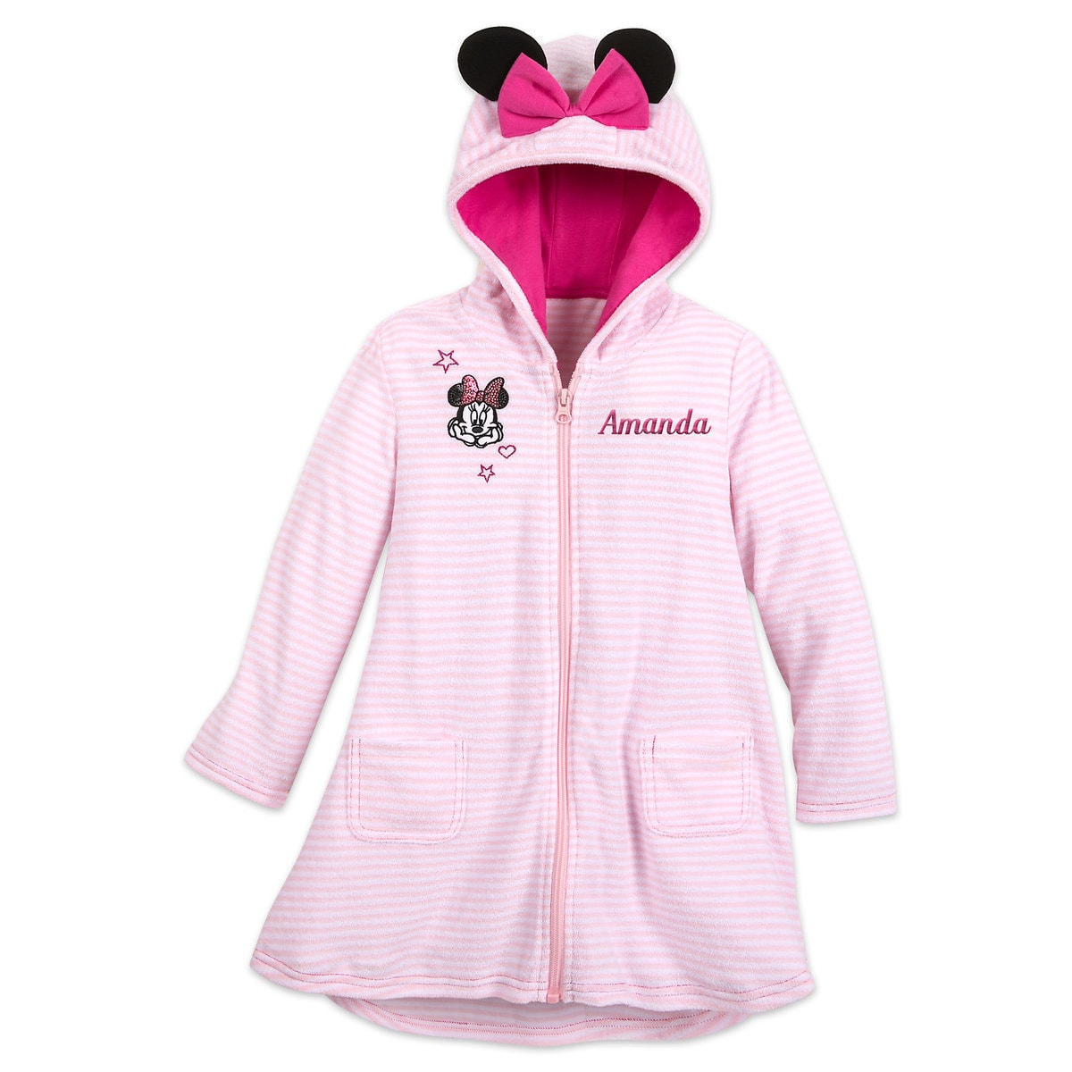 591b47f32 Product Image of Minnie Mouse Cover-Up for Girls - Personalizable # 1