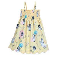 Image of Disney Animators' Collection Snow White Swim Cover-Up for Girls # 1