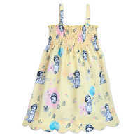 Image of Disney Animators' Collection Snow White Swim Cover-Up for Girls # 2