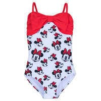 Image of Minnie Mouse Swimsuit for Girls # 1