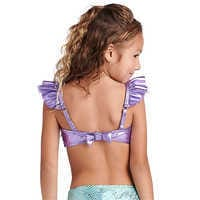 Image of Ariel Deluxe Swimsuit Set for Girls # 10