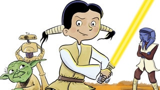 Star Wars: Jedi Academy: Revenge of the Sis – New School, New Padawan Problems
