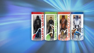 Introducing the Magic of Star Wars Toys to a New Generation