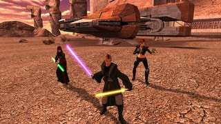 Save on Classic Star Wars Games During Steam's Winter Sale!