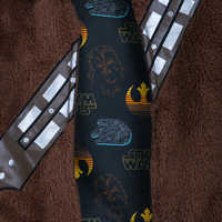 Image of Chewbacca Reversible Fleece Hoodie for Kids # 4