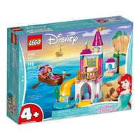 Image of Ariel's Seaside Castle Playset by LEGO # 3