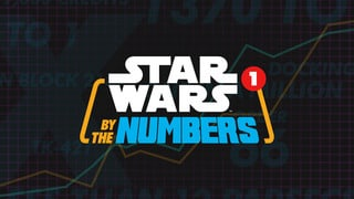Announcing Star Wars By the Numbers