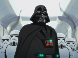 Darth Vader's Fearful Path: A Star Wars Galaxy of Adventures Guide