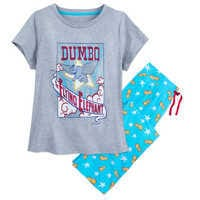 Image of Dumbo Pajama Set for Women - Live Action Film # 1