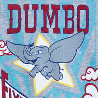 Image of Dumbo Pajama Set for Women - Live Action Film # 3