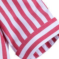 Image of Dumbo Striped Button-Up Shirt for Women - Live Action Film # 5