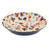 Image of Disney Parks Food Icons Serving Bowl # 1