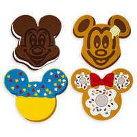 Image of Disney Parks Food Icons Coaster Set # 1