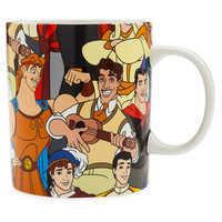 Image of Disney Prince Mug - Oh My Disney # 1