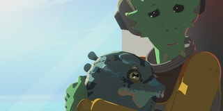 """Bucket's List Extra: 9 Fun Facts from """"Bibo"""" – Star Wars Resistance"""