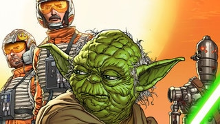 Marvel Celebrates Original Trilogy Icons with Star Wars: Age of Rebellion