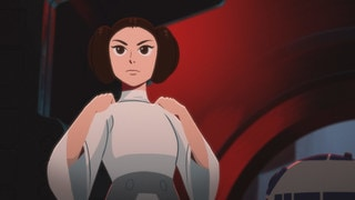 Princess Leia's Leadership: A Star Wars Galaxy of Adventures Guide
