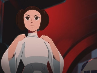 Princess Leia's Leadership: A Star Wars Galaxy of Adventures Guide