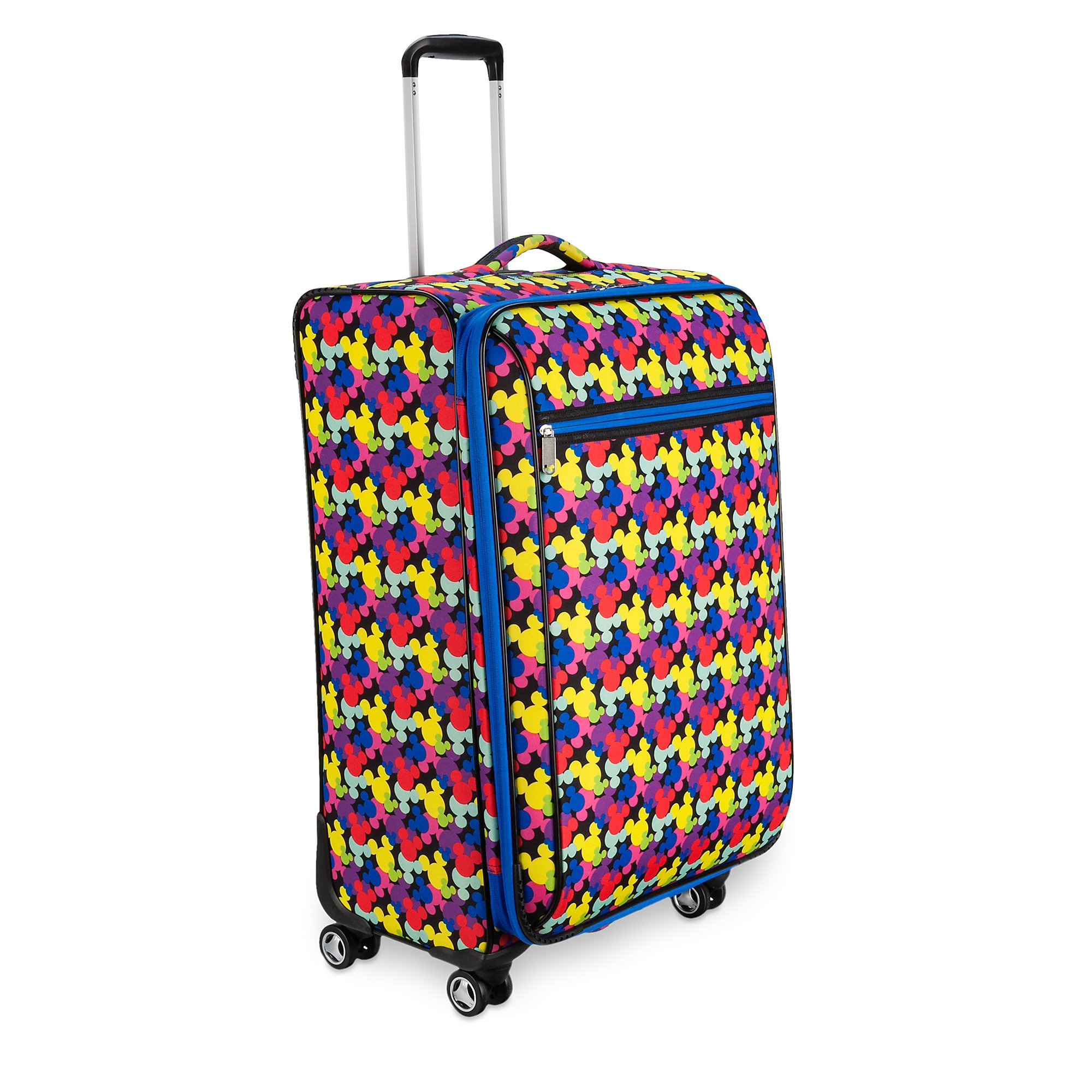 Mickey Mouse Icon Luggage - Large - Walt Disney World