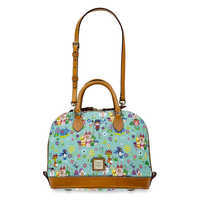 Image of Disney it's a small world Satchel by Dooney & Bourke # 2