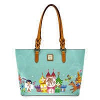 Image of Disney it's a small world Tote by Dooney & Bourke # 1