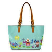 Image of Disney it's a small world Tote by Dooney & Bourke # 2