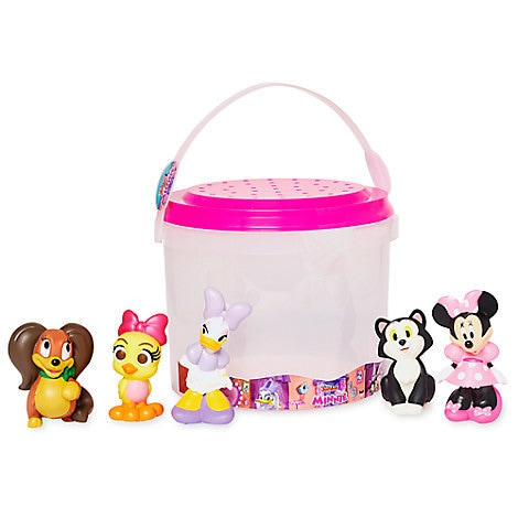 Minnie Mouse Bath Set
