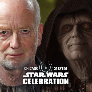 Emperor Palpatine Actor Among Guests at Star Wars Celebration Chicago