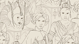 For Inkkas, the Future of Star Wars is Female — Exclusive Reveal