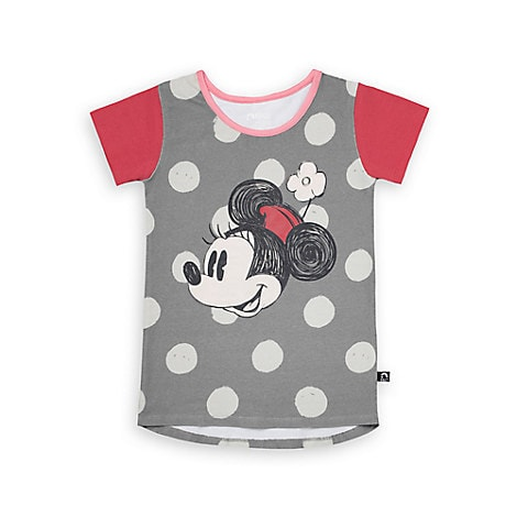 Minnie Mouse T-Shirt for Baby and Kids by Rags