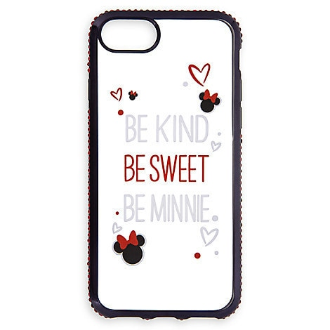 Minnie Mouse ''Be Kind, Be Sweet, Be Minnie'' iPhone 8 Case